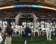 Frisco Lone Star routs Heritage in GEICO ESPN High School Kickoff at The Star