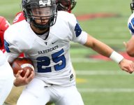 Vela (Texas) back Robert Guerra posts nine touchdowns, two shy of state record