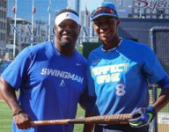 Hunter Greene wins Perfect Game All-American home run derby, then throws 97