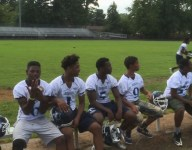 Iroquois (Ky.) football team goes door to door to help community members
