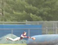 VIDEO: Incredible diving catch highlights Senior League World Series opening day