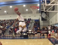 VIDEO: Elite recruits put on dunk show at adidas Nations