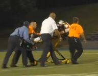 Crestwood (S.C.) football player airlifted to hospital following injury in preseason jamboree