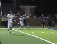 VIDEO: Auburn wins season opener on wild trick play Hail Mary against Carver