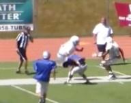 VIDEO: N.J. RB David Noor eludes entire defense on scrimmage TD run