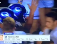 VIDEO: Tate Martell makes the most of Bishop Gorman win with O-H-I-O, cocky Tweets