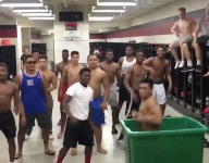 VIDEO: The Euless Trinity (Texas) football team is putting together terrific dance routines in the locker room