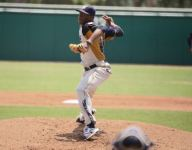 Top 10 pitchers from Area Code Games
