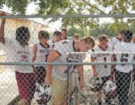 Hot high school football practices open