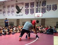 Olympian, NCAA champ show wrestlers the ropes at La Quinta