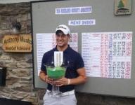 Parker Mann wins Rockland Am title