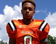 Belleville's Jahmil Taylor has big shoes to fill