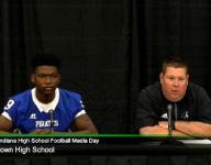 Media Day | Charlestown High football team