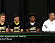 Media Day | Clarksville High football team