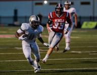 Calvary's Jones is blessed with speed