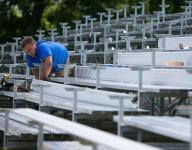 Temporary fix not enough for Baynard Stadium, officials say