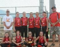 Heat 12U wins Cherokee softball tournament