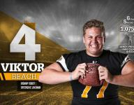 The Big 15: Commitment ushers Viktor Beach toward promising future