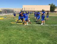 Prep football practices begin in Northern Nevada