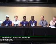 Male High School at The C-J HS Football Media Day