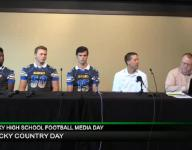 Kentucky Country Day at The C-J HS Football Media Day