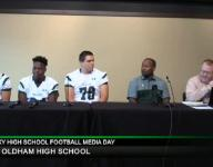 South Oldham High School at The C-J HS Football Media Day