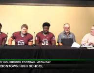 Jeffersontown High School at The C-J HS Football Media Day