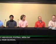 duPont Manual High School at The C-J HS Football Media Day