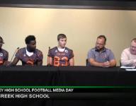 Fern Creek High School at The C-J HS Football Media Day
