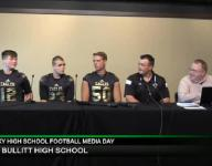 North Bullitt High School at The C-J HS Football Media Day