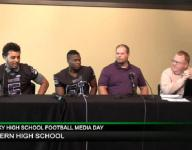 Southern High School at The C-J HS Football Media Day