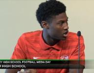 Butler High School at The C-J HS Football Media Day