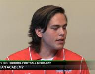 Christian Academy at The C-J HS Football Media Day