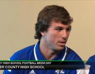 Spencer County High School at The C-J HS Football Media Day
