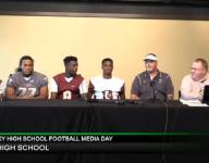 Doss High School at The C-J Football Media Day