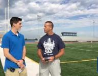 Video: Tea High School football practice