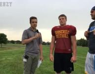 Video: Roosevelt football practice