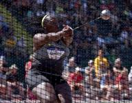 Pike hammer thrower Amber Campbell advances to final