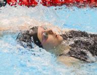 Carmel boys and girls, Kibler reach new swimming milestones