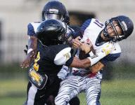 Estero defeats Bishop Verot in a preseason high school football game despite lack of offense
