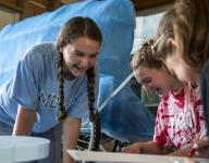 Mercy Academy takes flight for Red Bull Flugtag