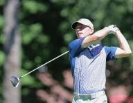 Met Open: Mark Brown holds a narrow lead at Glen Oaks