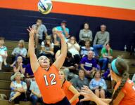 Tuesday Scoreboard: Beech volleyball storms back to edge Portland