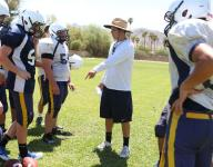 Desert Chapel football hopes to replace two prolific players