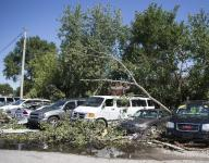 Hamilton Heights football team will help in tornado clean up
