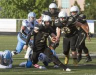 Prep football: Desert Hills grounds out 28-7 win over Salem Hills