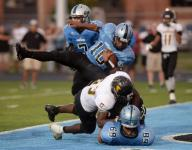 Junior QB delivers after struggles in Lansing Catholic debut
