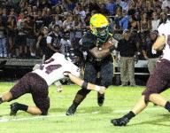Carter shines in return, Navarre rolls