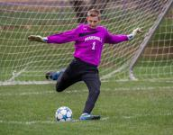Roundup: Kraushaar, Marshall soccer shut out BC Central