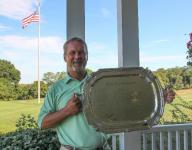 Jim McGovern wins MGA Senior Open in a playoff